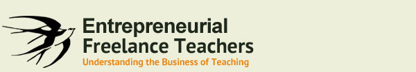 The Entrepreneurial Freelance Teacher